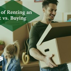 Benefits of Renting an Apartment vs. Buying