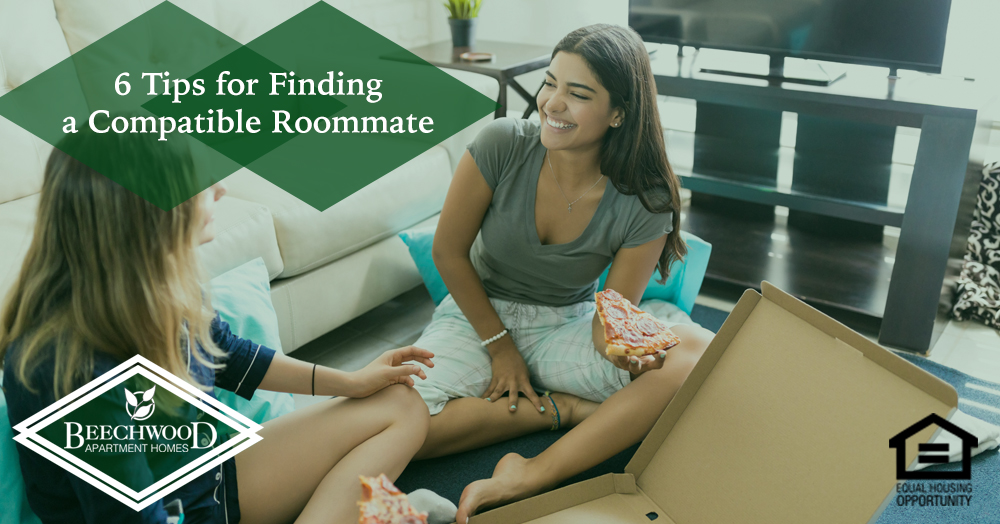 finding a compatible roommate