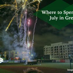 where to spend the Fourth of July in Greensboro