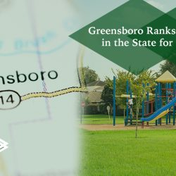 Greensboro Ranks Number One in State for Recreation