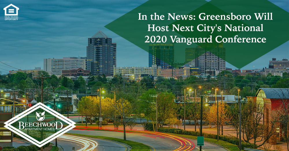 In the News: Greensboro Will Host Next City's National 2020 Vanguard Conference
