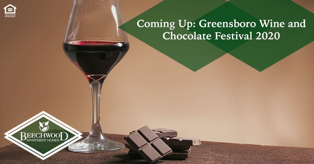 Greensboro Wine and Chocolate Festival 2020