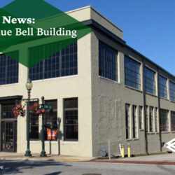 Greensboro's Blue Bell Building