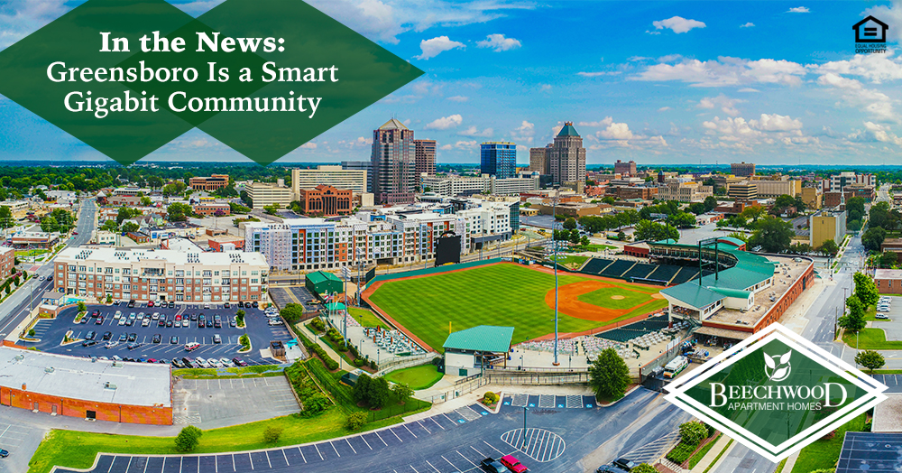 Greensboro Is a Smart Gigabit Community