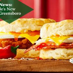 Biscuitville's New Location in Greensboro