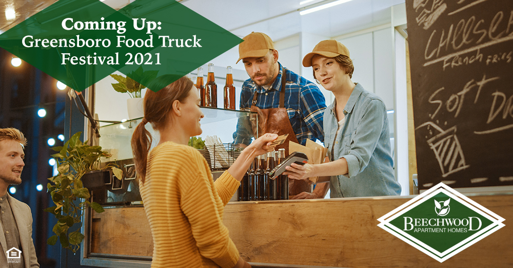 Coming Up: Greensboro Food Truck Festival 2021
