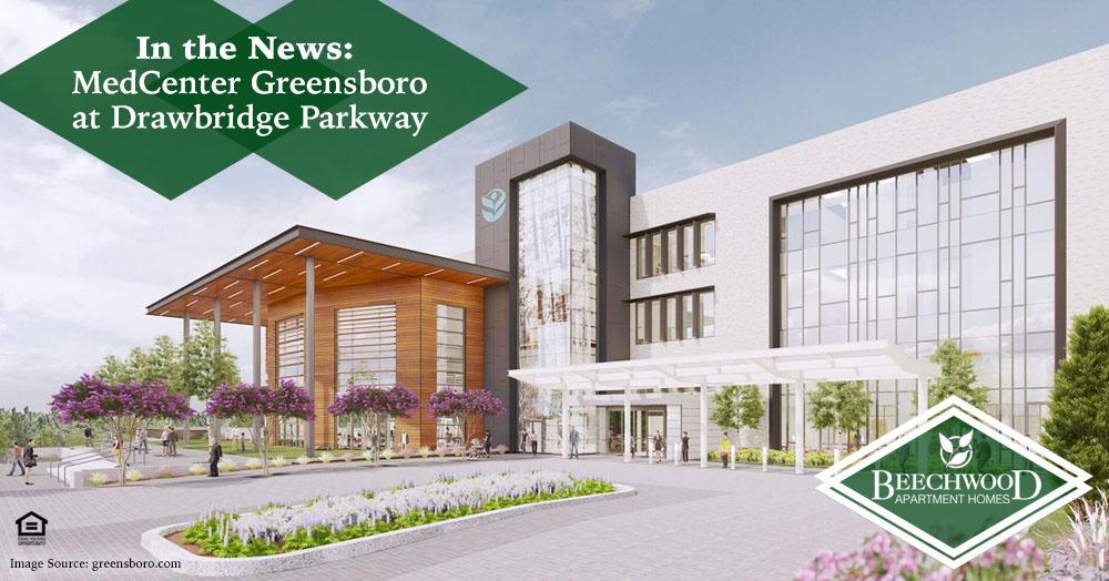 MedCenter Greensboro at Drawbridge Parkway